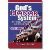 Image of God's Honor System Vol 2 6 CDS