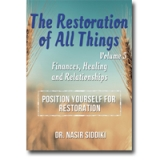 Image of The Restoration of All Things Vol 5