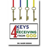 Image of 4 Keys to Receive from God