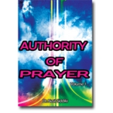 Image of Authority of Prayer Vol 1