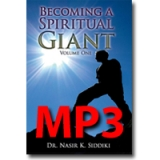 Image of FREE Becoming a Spiritual Giant Vol 1 CD-1 Download