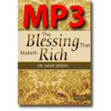 Image of MP3 The Blessing that Maketh Rich