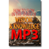 Image of MP3 How to Flow in the Spirit of Wisdom & Knowledge Vol 1