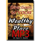 Image of MP3 Directions to Your Wealthy Place
