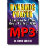 Image of MP3 Dynamic Prayer - Learning to Birth God's Perfect Plan
