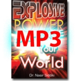 Image of MP3 Explosive Power to Change Your World