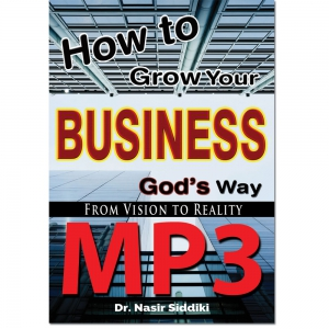 Image of MP3 How to Grow Your Business God's Way