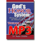 Image of MP3 God's Honor System Vol 2