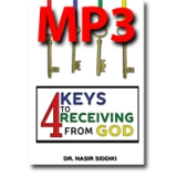 Image of MP3 4 Keys to Receive from God