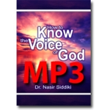 Image of MP3 How to Know the Voice of God