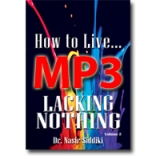 Image of MP3 How to Live - Lacking Nothing Vol 2