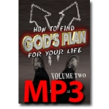 Image of MP3 How to Find God's Plan for Your Life Vol 2