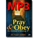 Image of MP3 Pray & Obey: The Doorway to the Blessing