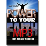 Image of MP3 How to Put Power to Your Faith