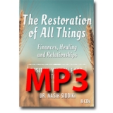 Image of MP3 The Restoration of All Things Vol 1