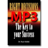 Image of MP3 Right Decisions: The Key to Your Success