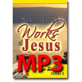 Image of MP3 How to Do the Works of Jesus Vol 2