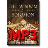 Image of MP3 The Wisdom of Solomon