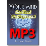 Image of MP3 Your Mind the Final Battleground