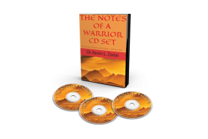 Image of The Notes of a Warrior Volume 1 Package