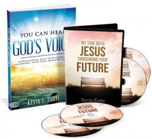 Image of My Time/Conversations with Jesus Concerning Your Future & You Can Hear God's Voice Pkg