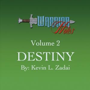 Image of Warrior Notes Vol. 2: Destiny CD