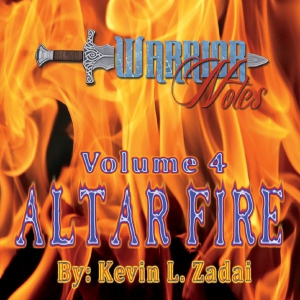 Image of Warrior Notes Vol. 4: Altar Fire CD