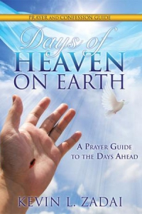Image of Days of Heaven on Earth Prayer and Confession Guide