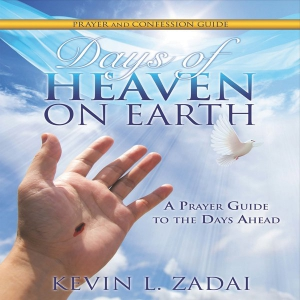 Image of Days of Heaven on Earth: Prayer & Confession Guide mp3