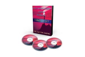 Image of Encountering God's Normal 3-CD Set