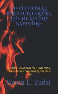 Image of Encountering the Heavenly Sapphire 60-Day Devotional