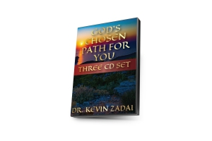 Image of God's Chose Path for You 3-mp3 Set