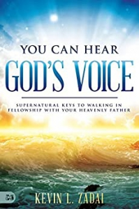 Image of You Can Hear God's Voice Book