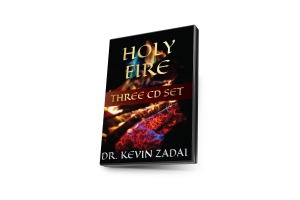 Image of Holy Fire 3-mp3 Set