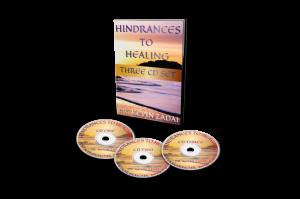 Image of Hindrances to Healing 3-CD Set