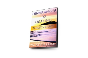 Image of Hindrances to Healing 3-mp3 Set