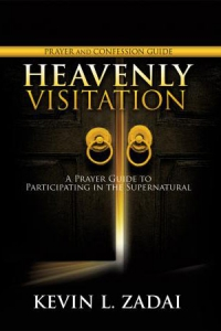 Image of Heavenly Visitation Prayer and Confession Guide