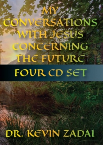 Image of My Conversations with Jesus Concerning the Future 4-CD Set