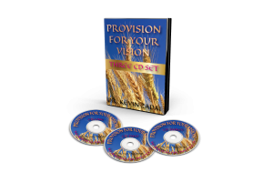 Image of Provision for Your Vision 3-CD Set