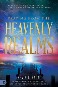 Image of Praying from the Heavenly Realms Book