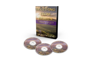 Image of Receiving from Heaven 3-CD Set