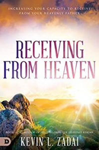 Image of Receiving From Heaven Book