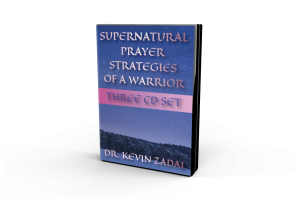 Image of Supernatural Prayer Strategies of a Warrior 3-mp3 Set