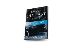 Image of You Can Outlast the devil 3-mp3 Set