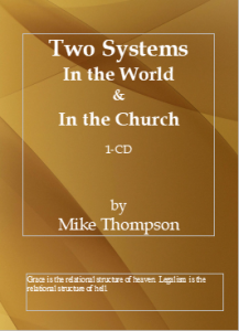 Image of Two Systems in the World and in the Church CD