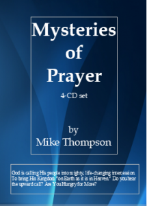 Image of Mysteries of Prayer 4-CD Series